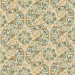 Vintage decorative wallpaper — Stock Vector