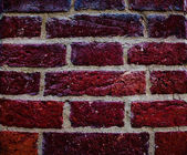 Background.Red wall stony. — Stock Photo