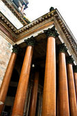 Columns of Isaac Cathedral. — Stock Photo