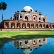 Humayun&amp;#039;s Tomb, New Delhi, India - Stock Photo