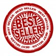 Best seller stamp — Stock Photo #10428460