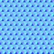 Photo: Blue pattern