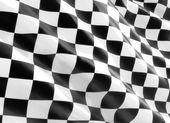 Bandeira de corrida — Foto Stock