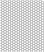 Hexagonal texture — Stock Photo
