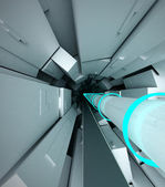 Hadron Collider — Stock Photo