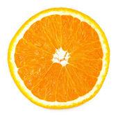 Oranje segment — Stockfoto