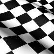 Racing Flag — Stock Photo #10632252