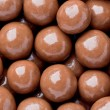 Stock Photo: Chocolate Malt Balls