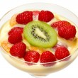 Fruit Trifle — Stock Photo #10488934