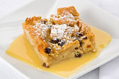 Bread Pudding — Stock Photo