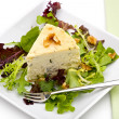 Savory Cheesecake — Stock Photo