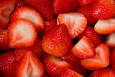 Strawberries (Fragaria ananassa) — Stock Photo