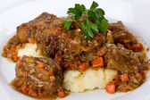 Oxtail Stew — Stock Photo