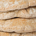 Pita Bread Background — Stock Photo