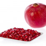 Pomegranate Seeds (Punica granatum) — Stock Photo