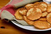 Hoecakes — Stock Photo