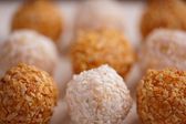Coconut Balls — Stock Photo
