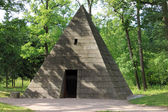 пирамида — Стоковое фото