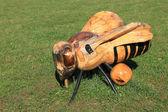 Figure of bee — Stok fotoğraf