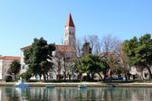 The town of Trogir — Stock Photo