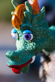 Dragon in the Air — Stock Photo