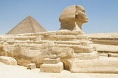 The Great Sphinx of Giza — Stock Photo