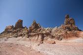 Скалистые горы в Тенерифе — Стоковое фото
