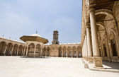 Alabaster Mosque of Mohamed Ali — Stock Photo