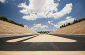 The Olympic Stadium, part of the Athens Olympic Sports Complex in Athens, Greece — Stock Photo