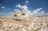 The Erechtheum in Athens, Greece — Stock Photo