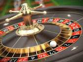 Ruleta de casino — Foto de Stock