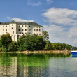 Stock Photo: Castle Orlik