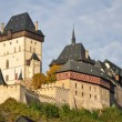 Stock Photo: Castle Karlstejn