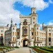 Stock Photo: Castle Hluboka