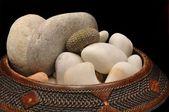 Stone decoration — Stock Photo
