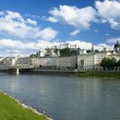Salzburg city - Stock Photo