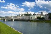 Salzburg city — Stock Photo