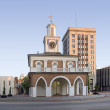 Market House Fayetteville — Stock Photo #10671447