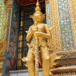 Guardian Daemon, Royal Palace, Bangkok, Thailand — Stock Photo #10613690
