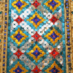 Thai Traditional decorative ornamental pattern — Stock Photo #10616187