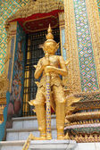 Guardian Daemon, Royal Palace, Bangkok, Thailand — Stock Photo