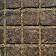 Stock Photo: A cobblestone texture