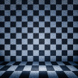 Stockfoto: Chessboard Room