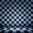 Stock Photo: Chessboard Room