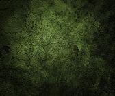 Green Grunge Wall — Stock Photo