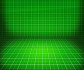 Green Blueprint Stage Background — Stock Photo