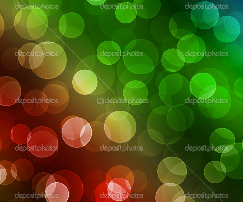 Bokeh Background  Foto Stock #10595042