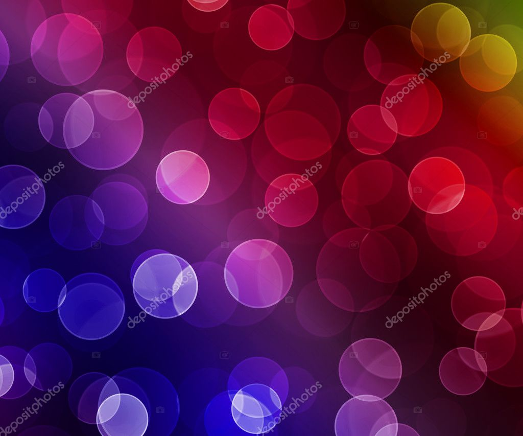 Bokeh Background  Stock Photo #10595050