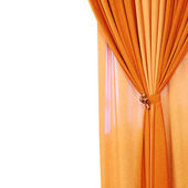 Gold curtain — Stock Photo