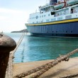 Stock Photo: Greek ferry